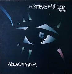 The Steve Miller Band - Abracadabra (KvikneFoto) Tags: vinyl lp record recordcover 33rpm