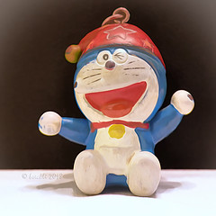 Lucky charm keyring (boeckli) Tags: smileonsaturday luckycharm keyring bunt farbig colourful lucky southkorea busan souvenir andenken schlüsselring glücksbringer talisman toy spielzeug 7dwf