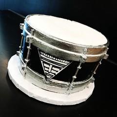 Drum cake (Retro Bakery in Las Vegas) Tags: drum cake