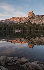 Lake George (matman73072) Tags: mammothlakes sunrise sierranevadas highway395