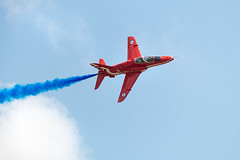 Red-arrows6 (lnrwildphoto) Tags: aircraft airshow aeroplane airday nikon d850 200500 riat military fighter hawk red arrows raf display 2018