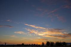 Big Sky (Clayton Perry Photoworks) Tags: vancouver bc canada richmond summer steveston garrypointpark explorecanada explorebc sunset