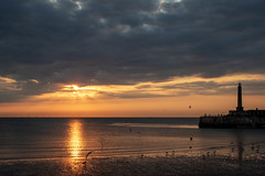 Shoreline sunset, Margate (@bill_11) Tags: england isleofthanet kent margate places sunset unitedkingdom weatherandseasons gb