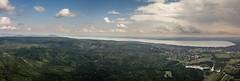 Panorama view of Keszthely and lake Ballaton (heimann2) Tags: keszthely komitatzala ungarn hu