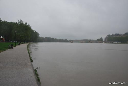 Річка Рона, Авіньйон, Прованс, Франція InterNetri.Net France 1445