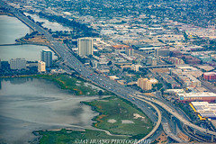 Artery (Jaykhuang) Tags: route busytraffic i80 highway berkeley emeryville eastbay savethebay lighthawk aerial jayhuangphotography