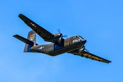 De Havilland C-7 DHC-4 Caribou (JetDr757) Tags: de havilland c7 caribou dehavilland dhc4 dehavillandcanada snf18 usarmy