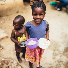 Photo of the Day (Peace Gospel) Tags: nutrition mealtime child children kids cute adorable smiles smiling happy happiness joy joyful peace peaceful hope hopeful thankful grateful gratitude outdoor empowerment empowered portrait