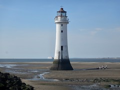Perch Rock lighthouse, New Brighton i (Dugswell2) Tags: perchrocklighthouse newbrighton lowtide