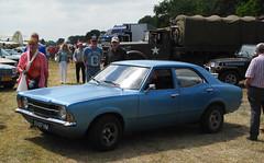 1973 Ford Cortina 2000 XL (rvandermaar) Tags: 1973 ford cortina 2000 xl fordcortina sidecode2 3307vm rvdm