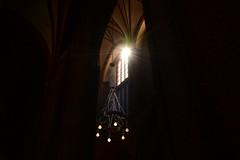 DSC_0168 (grebe.j) Tags: abstract light darkness church sun sunlight window lüneburg abstrakt licht dunkelheit fenster sonne kirche