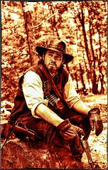 Redemption VII (giladvalkor) Tags: reddeadredemption johnmarston rockstargames male guy model videogame videogamecharacter themedphotography theme wildwest oldwest western cowboy