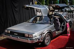 Delorean 1 (mattatronics) Tags: car auto delorean movie prop colour nikon d3300 1855 80s cars movies