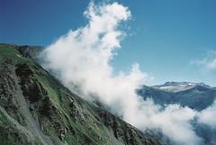 georgia-2018-42 (Vasily Ledovsky) Tags: film voigtlander bessat georgia kodak ultramax 400 lagodekhi national park colorskopar 21mm