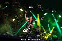 Saxon (Nummirock) Tags: festival finland kauhajoki live midsummer music rock