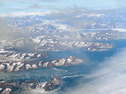 Fiordos - Knud Rasmussens Land (Groenlandia) - 01