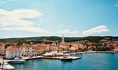 Landscape of Supetar, Brãc, Croatia (albertoandaloro) Tags: