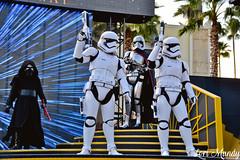 Star Wars: A Galaxy Far, Far Away (disneylori) Tags: captainphasma starwarsagalaxyfarfaraway starwars disneycharacters characters hollywoodstudios waltdisneyworld disneyworld wdw disney stormtroopers theforceawakens