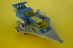 LL-928 from flea market lot (Sam_Bot) Tags: lego flea market haul space 928 classic system