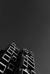 Architecture (Shahrear94) Tags: building blackandwhite blackwhite shadow light architecture contrast xiaomi cellphone dhaka monochromatic monochrome structure art visual flicker sharpness box