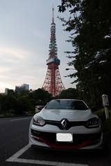 RXV00816 (Zengame) Tags: megane meganers meganerscups rx rx100 rx100v rx100m5 rx100mk5 renault sony zeiss architecture japan landmark tokyo tokyotower tower vehicle ã½ãã¼ ãã¢ã¤ã¹ ã¡ã¬ã¼ã ã¡ã¬ã¼ãrs ã¡ã¬ã¼ãrscups ã«ãã¼ æ¥æ¬ æ±äº¬ æ±äº¬ã¿ã¯ã¼ è»