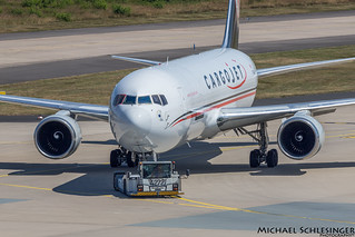 C-FDIJ - Boeing 767-39H(ER)(BDSF) - Cargojet Airways
