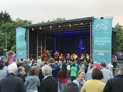 Munster Fleadh Cheoil - Ennis, Ireland - July 21, 2018 (firehouse.ie) Tags: livemusic freeconcert openair gathering ceilimusic irish ceili folk traditional trad musicians live concert gigs gig onstage stage eire ireland countyclare 2018 event festival music cheoil ceoil ceol fleadhcheoil munsterfleadh inis2018 ennis fleadh