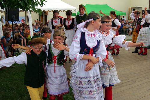 21.7.18 Jindrichuv Hradec 4 Folklore Festival in the Garden 233