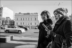 DR151107_1461D (dmitryzhkov) Tags: russia moscow documentary street life human monochrome reportage social public urban city photojournalism streetphotography people bw dmitryryzhkov blackandwhite everyday candid stranger