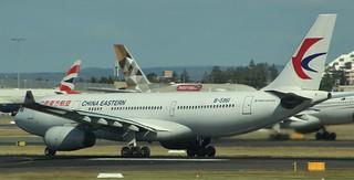 B-5961 | China Eastern Airlines | MU562 | SYD - PVG | Airbus A330-243 | Sydney Kingsford Smith Airport | (SYD/YSSY)