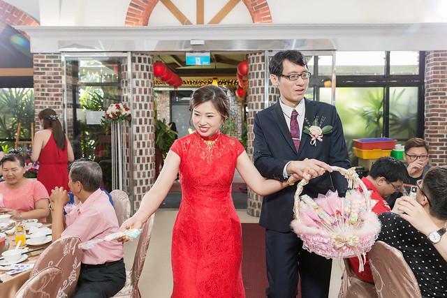 台南婚攝 大成庭園餐廳 紅樓 (77)