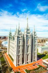 Salt Lake Temple (Thomas Hawk) Tags: america lds ldschurch ldstemple mormon mormonism slc saltlakecity saltlaketemple usa unitedstates unitedstatesofamerica utah temple us fav10 fav25 fav50