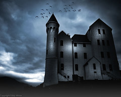 Colditz Castle Looking, Ireland. (whidom88) Tags: castle ireland co kerry morning