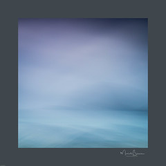 Out of the Blue (ICM & Me) Tags: 2018 lofoten norway vestagoya icm intentionalcameramovement abstract