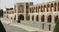 DSC09430 (Dirk Rosseel) Tags: pole khaju esfahan isfahan iran bridge iranian persia persian zayandeh river