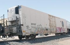 BNSF 793883 (chrisibbotson) Tags: railroad railfan usa chrisibbotson bnsf bnsfrailway reefer calienteca
