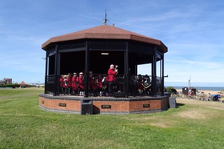 On the Bandstand at Deal 2018