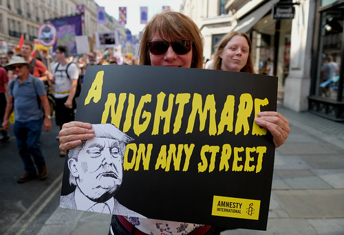 A Nightmare on Any Street!