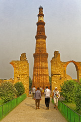 _MG_0201_DxO (carrolldeweese) Tags: quibminarquib unesco hertiage minar delhi india