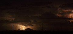 lightning 8 (scott a borack) Tags: monsoon storm lightning arizona monsoonseason night sky