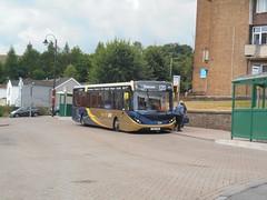 Stagecoach in South Wales 26194 (Welsh Bus 18) Tags: stagecoach southwales stagecoachgold dennis dart slf 5 118m adl enviro200mmc eurovi 26194 yx67vak tonypandy