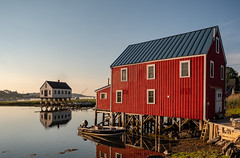 Maine Summer 2018 (willsdad48) Tags: maine newengland seascape seacoast mainecoast downeast harbor reflections lobsterboat sunrise photography travel travelphotography beachseascape fujifilm fujifilmxt2