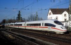 403 028  Osthofen  21.11.04 (w. + h. brutzer) Tags: osthofen eisenbahn eisenbahnen train trains deutschland germany ice railway zug db 403 webru analog nikon triebzug triebzüge