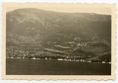 . (Kaïopai°) Tags: vintage 1940er 1940s occupation scandinavia coast küste berg see sea meer hills berge mountain bucht fjord
