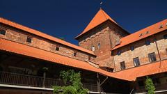 Nidzica - Zamek (jacekbia) Tags: europa polska poland mazury nidzica building budynek budowla architecture architektura zamek castle canon tamron