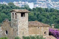 MIÀNIGUES - ESGLESIA DE SANT ROMÀ (Joan Biarnés) Tags: miànigues pladelestany porqueres girona catalunya esglesia iglesia 262 panasonicfz1000