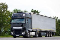 DAF XF116.460 (UA) (almostkenny) Tags: lkw truck camion ciężarówka daf xfeuro6 xf116 ssc superspacecab ua ukraine bc bc8077ha