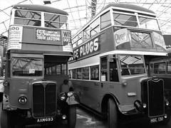 London transport STL441 and G351 London Bus Museum 15/04/18. (Ledlon89) Tags: bus buses london londonbus londonbuses lt lte londontransport vintagebuses oldlondon