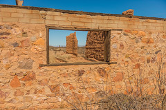 Inside of Me (Wayne Stadler Photography) Tags: 2018 wildwest towns ghosttowntrail home homestead pearce west southwest ruins derelict house stone residence arizona usa desert abandoned ghosttown