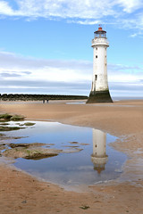 Perch Rock lighthouse (PentlandPirate of the North) Tags: perchrock lighthouse rivermersey wirral liverpool merseyside